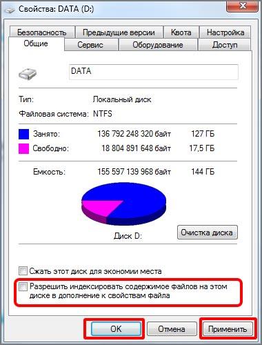 индексирование-диска