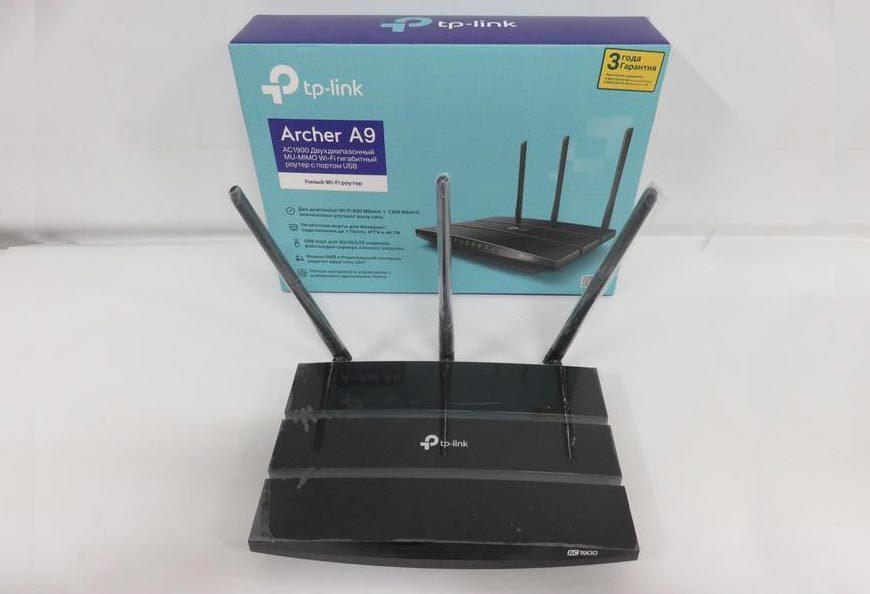 Роутер-TP-LINK-Archer-A9