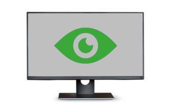 монитор-для-глаз